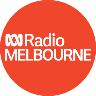 ABC Radio Melbourne logo