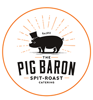 The Pig Baron Spit-roast Catering logo